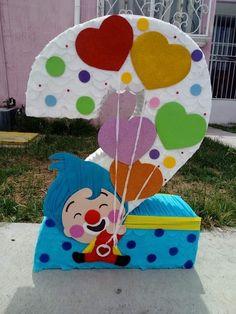 Circus Theme Party, Circus Birthday, Girl Birthday, Party Themes, Birthday Parties, Paper Crafts, Diy Crafts, Ideas Para Fiestas, Party Stores