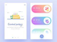 New post on graphicdesignblg Mobile Web Design, Web Ui Design, Dashboard Design, Game Design, Layout Design, Graphic Design, App Design Inspiration, Daily Inspiration, Mobile App Ui