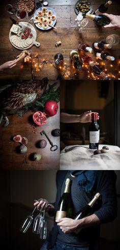 Corney & Barrow Christmas Brochure — Helen Cathcart