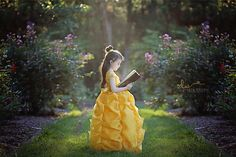 Beauty & the Beast Childrens Session Childrens Photo Daria Weedo Photograph