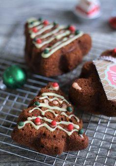 Rotweinkuchen mit Orangenguss: Weihnachtsrezepte. Noch Rezepte für Weihnachten findet ihr auf meinem Blog.