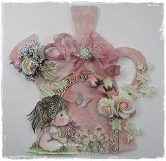 Nellie's Handmade Cards.                                                                 .: Inspiration for Noor Design UK.