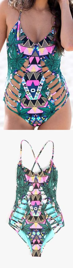 We know, we know! It's still winter and we're trying to sell you swimwear. Spring is coming though and for a limited time this ladder strap monokini is just $19.95! http://zataria.com/products/spring-breeze-miami-monokini?utm_source=pinterest.com&utm_medium=mainpin&utm_campaign=swim+004