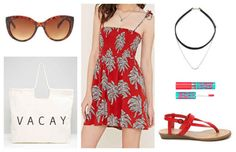 Outfits Under $100: Summer Dresses - College Fashion
