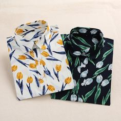 Dioufond Floral Women Shirts Blouses Rose Print Long Sleeve Women Tops Cotton Ladies Blusas Fashion Plus Size 5XL Clothing 2016