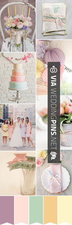Fantastic! - Wedding Colour Schemes 2017 - Pastel Wedding Colours - the perfect light Spring Tulip wedding color Palette | http://www.onefabday.com | CHECK OUT MORE COOL INSPIRATIONS FOR TASTY Wedding Colour Schemes 2017 AT WEDDINGPINS.NET | #weddingcolourschemes2017 #weddingcolorschemes2017 #weddingcolours #weddingcolors #weddingmotif #2017 #colorpalettes #colorschemes #weddingthemes #weddings #boda #weddingphotos #weddingpictures #weddingphotography #brides #grooms