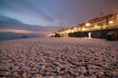 A guide to Brighton, UK, in the winter with children #travel #brighton