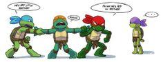 tormented mikey from teenage ninja turtles | Nostalgia
