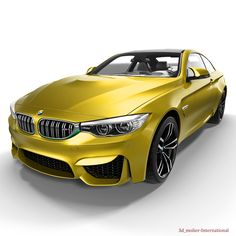 Car BMW M4 Coupe 2015 3D Model http://www.turbosquid.com/3d-models/bmw-m4-coupe-2015-3d-model/910336?referral=3d_molier-International