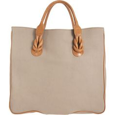 new york knot tote