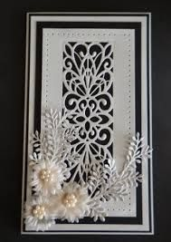 sue wilson linen effect embossing folder - Google Search