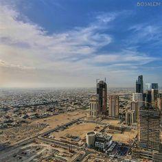 Tower District #Doha #Qatar @qa_bosalem  TAG Your Awesome PHOTOS  #Qatarism