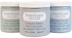 DecoArt Americana Decor Chalky Finish - Where to Purchase