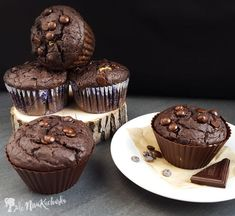 Muffins, Food And Drink, Breakfast, Bakken, Breakfast Cafe, Muffin, Cupcakes, Cupcake Cakes