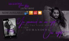 Missing From Me by Jayne Frost #ReleaseBlitz @givemebooksblog @jaynefrostbooks - Diana's Book Reviews
