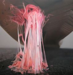 Artist Makes Paintings Of Gum Stuck To Shoes