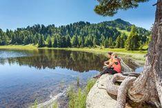 Die 3 Bergseen verleihen der schönen Urlaubsregion ihre einzigartige Besonderheit. Für Naturliebhaber & Wanderer gibt leichte leicht Berg- und Spazierwegen, speziellen Lauf- und Nordic-Walking-Strecken, Themen-Wanderwege aber auch mittelschwere Wanderwege und anspruchsvolle Bergtouren. Für Familien besonders gut geeignet sind Bergspaziergänge und kleinere Wanderungen, wie den3-Seen-Weg. Themen: Österreich Urlaub, Reiseziele, Tagesausflüge, Kärnten, Steiermark Seen, Mountains, Nature, Nordic Walking, Travelling, Walking Paths, Roller Coaster, Hiking Trails, One Day Trip