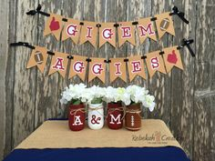 game day aggie sugar cookies i am a licensed crafter for