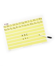 Junction of Function Writing Made Simple Dry Erase Mat Set by Junction of Function #zulily #zulilyfinds