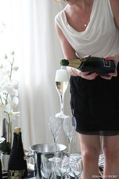 Champagne & celebration - Adalmina's Secret