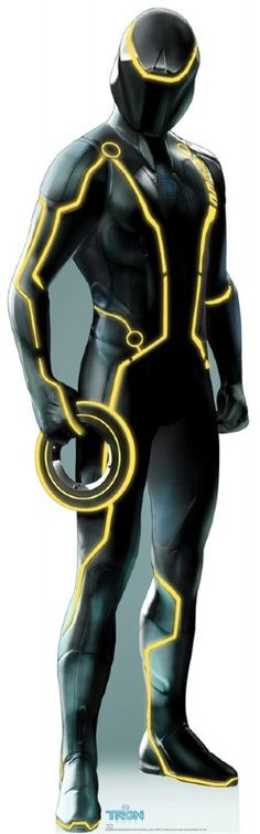 yellow etherium suit