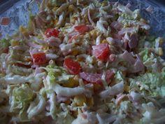 .. chute a vône mojej kuchyne...: Skvely salat