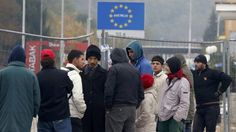 Migrant crisis: Austria plans Slovenia border fence Austria has said it is planning to construct a fence at the main border crossing used by migrants entering the country from Slovenia. Austrian Chancellor Werner Faymann said the move would not shut the border, but would allow better control of arrivals. It came as Germany said it expected the number of deportations of failed asylum seekers to rise. #Austria #MigrantCrisis #migrants #refugees #RefugeeCrisis #Slovenia #Faymann #WernerFaymann