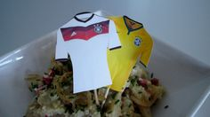 Brasilianische (Käse-) Spätzle