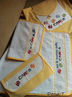 Set Asilo A Punto Croce.42 Fantastiche Immagini Su Idee Per Set Asilo Fabrics Sewing E