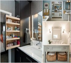 13 Storage Ideas for Your Bathroom That are Design-Friendly 1