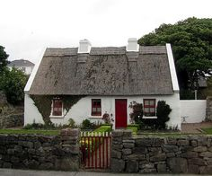 White o'Morn The Quiet Man Location - Ireland