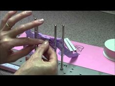 ▶ Zutter Bow-it-All Tutorial * Bows with Printed Ribbon from Really Reasonable Ribbon - YouTube