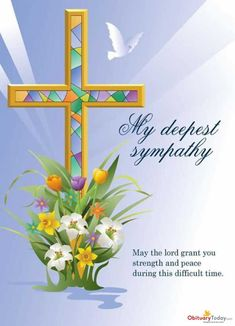 Religious Sympathy Messages Loss Of Father Religious Sympathy Messages Loss Of Father, Christian Sympathy - Quotes for Daily Life and Love Deepest Sympathy Messages, Sympathy Wishes, Sympathy Verses, Sympathy Card Messages, Condolences Quotes, Sympathy Greetings, Condolence Messages, Get Well Soon Messages, Sending Prayers