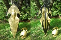 Lord of the rings High elven shield and helmet by geridevil on DeviantArt