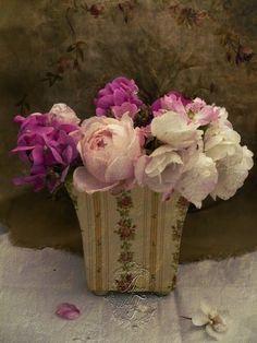 ! A rose affair - Photo © Hélène Flont‿ ◕✿: Des roses et des oiseaux.......
