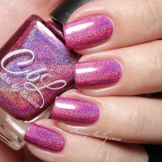 Colors by Llarowe - Prissy Little Thang! - CbL Summer 2016 Collection swatches     Sassy Shelly