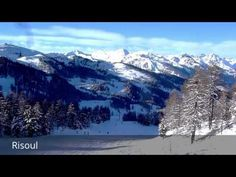 Places to see in ( Risoul - France )  Risoul is a commune in the Hautes-Alpes department in southeastern France. It is located in the French Alps between the towns of Briançon and Gap. Risoul has a ski resort. Risoul partners with neighbour Vars to form the Forêt Blanche ski domain located between the Queyras and Écrins national parks. It is sometimes called Risoul 1850 because it is 1850m above sea level.  The development of a ski resort at Risoul 1850 dates from the start of the 1970s. The…