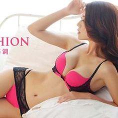 Sexy Lace Bra Set Bra Panties Set Japanese Brand Undies Push Up Women s  Underwear Set Panties 0f470073025