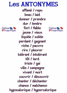 Printer Metal Technology Learn French Videos Tips France French Adjectives, French Verbs, French Grammar, French Phrases, French Quotes, Basic French Words, Ap French, How To Speak French, Learn French