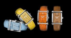 Cuervo y Sobrinos Prominente caramelo - new collection Baselworld 2016
