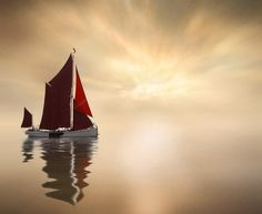 sailing barge impressions jpg - null