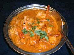 Vougelisha : orientalne curry z kurczakiem- zupa