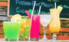 Drink do verão. Summer drinks. Late summer refreshment!