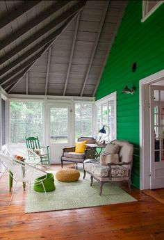 PAINTED COTTAGE LAKE HOUSE INTERIORS Ugh I Am In Love With This