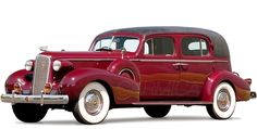 Cadillac Series 85 V12 Fleetwood Formal Sedan (37-8509F) '1937