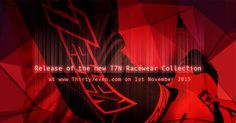 Release of the new T7N Racewear Collection on 01.11.15 at www.thirty7even.com