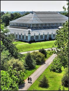 The Temperate House, The Royal Botanic Gardens Kew. London