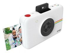 This amazing new Polaroid lets you take instant pictures with no ink