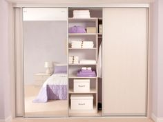 Mirror Sliding Wardrobe