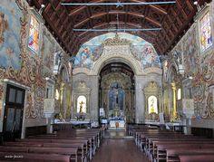 Igreja Matriz de Válega_A Capela Sistina Portuguesa - Altasensibilidade